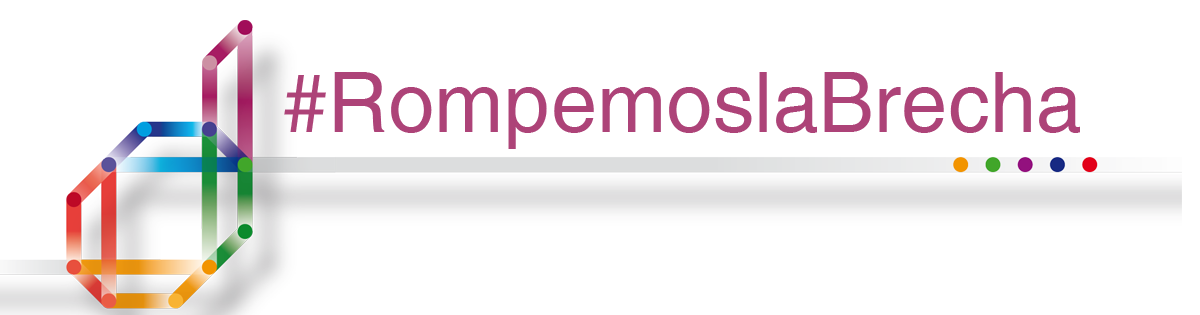 #RompemoslaBrecha