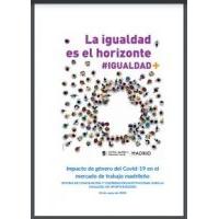 Impacto de género de la Covid-19 en el mercado de trabajo madrileño