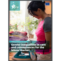 Gender inequalities in care and consequences for the labour market