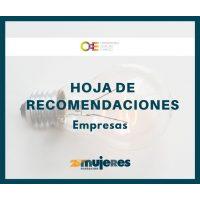 BRECHAS DE GÉNERO: TASA DE PARO Y TASA DE ACTIVIDAD (2021 T1)