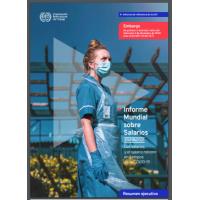 Informe Mundial sobre Salarios 2020-2021: Los salarios y el salario mínimo en tiempos de la COVID-19